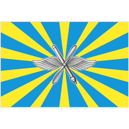 Flag of the Russian Air forces