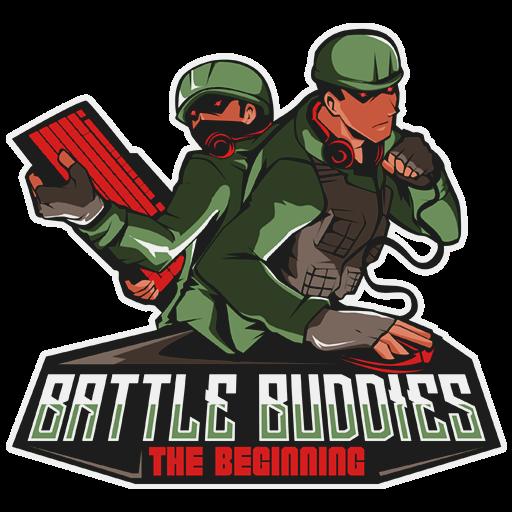 Декаль Battle Buddies
