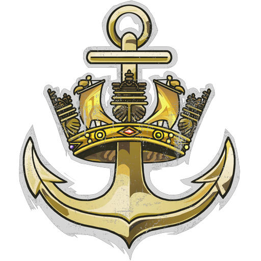 The Royal Navy CBT decal