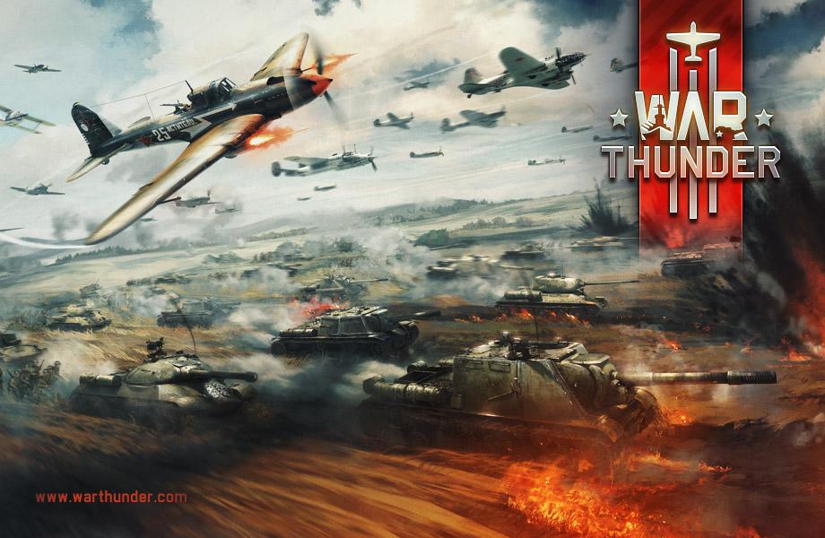 Resultado de imagen de portada War Thunder