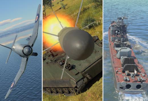 Squadron Activity Improvements
