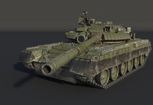 ERA pack for T-80B