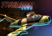 Thunder Show: Death Spin!