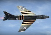 Hawker Hunter F.1: Silver Seeker of the Skies