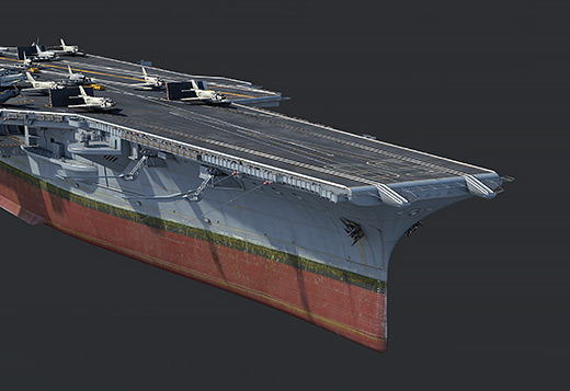 AI aircraft carriers