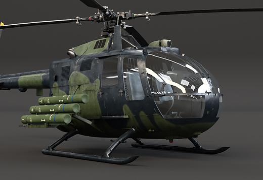 Bo 105/PAH-1