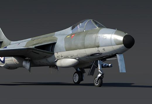 Hunter F.6