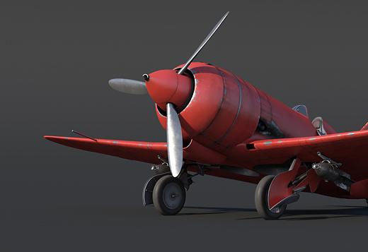 I-180S - Rank II Premium Aircraft (USSR)
