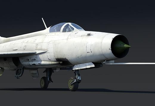 Chengdu J-7II