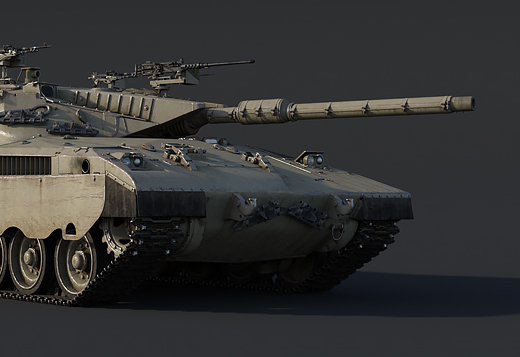 Merkava Mk.1 - Rank VI Event Vehicle (USA)