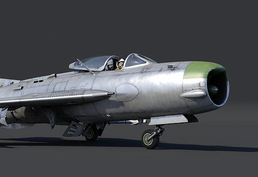 MiG-19PT