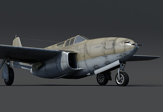 P-59A rank IV, USA