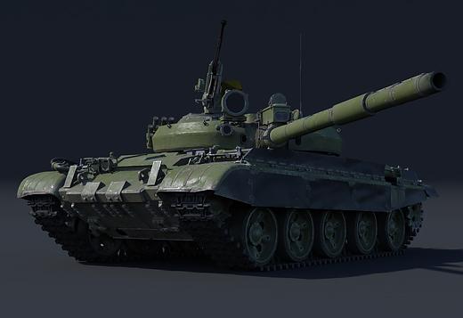 Т-62М-1