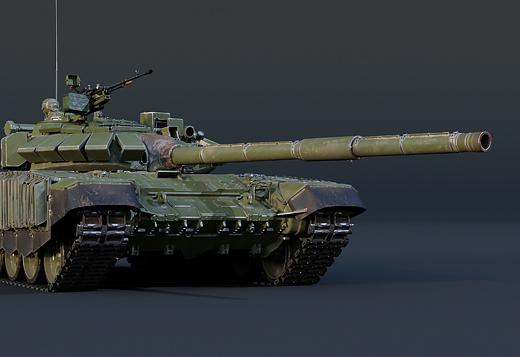 T-72B & T-72B3