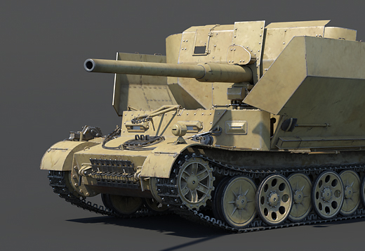 VFW - Rank III Premium Vehicle (Germany)