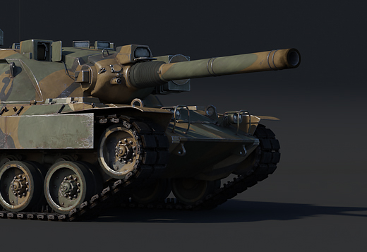 XM803