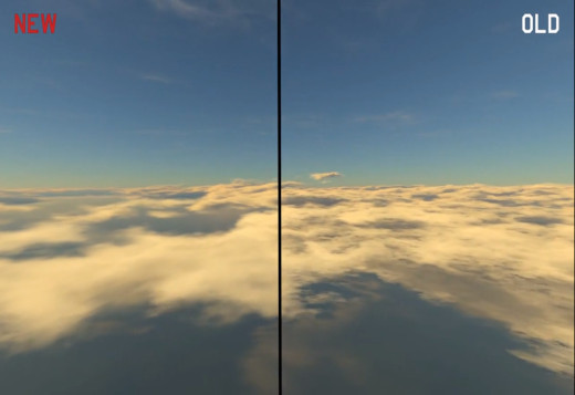 New clouds for air battles