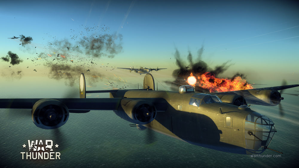 скриншот в war thunder
