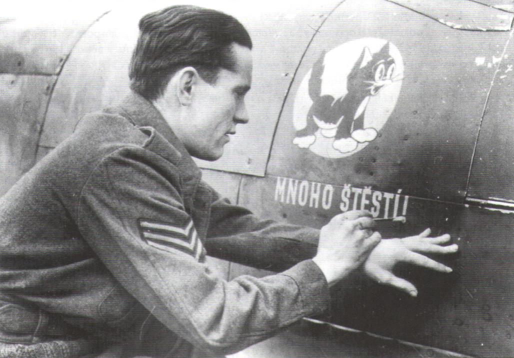 datovania RAF piloti