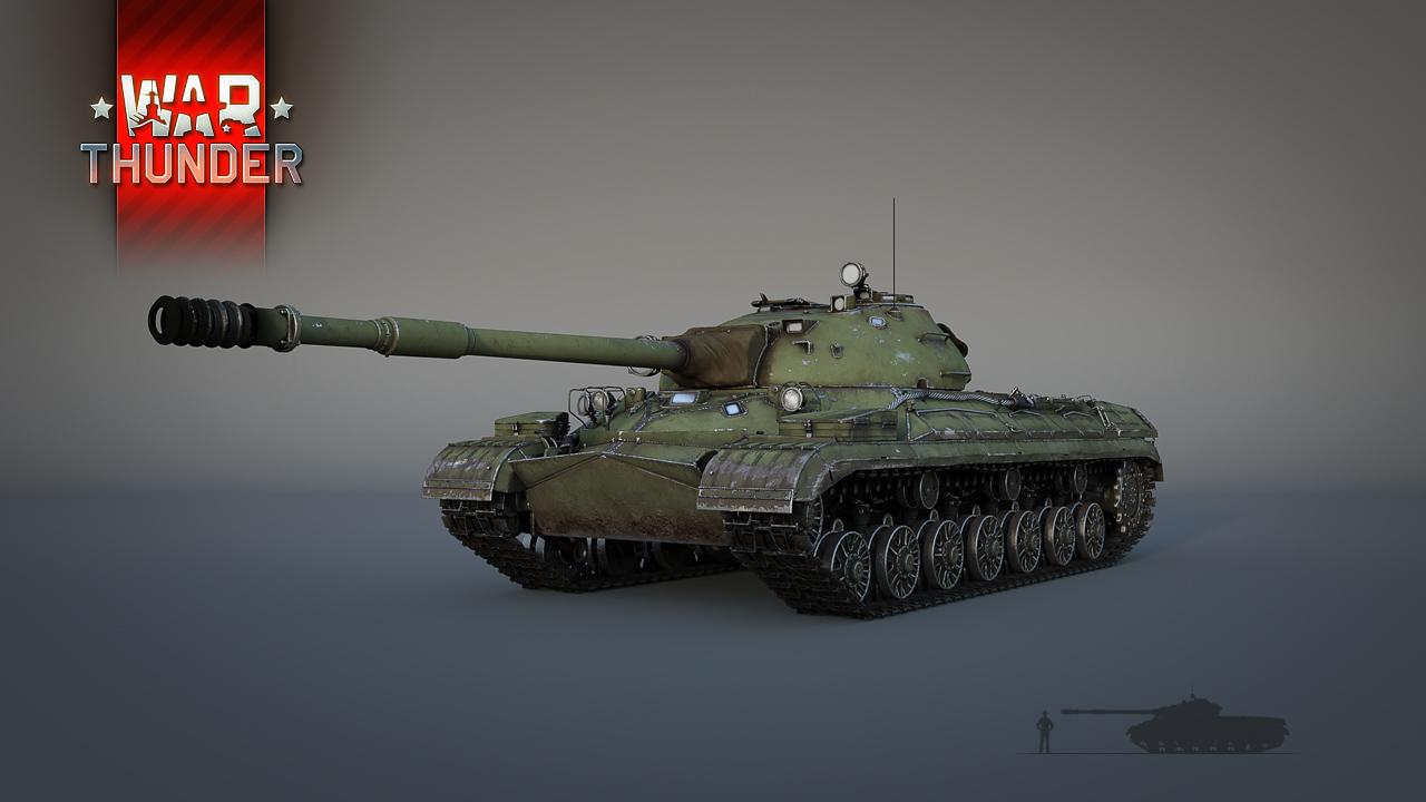 [Development]Heavy Tank T-10M - War Thunder