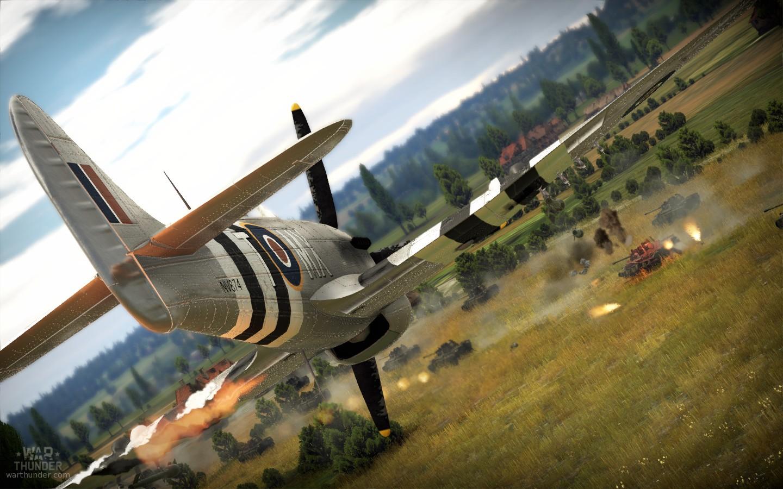 Screenshots - Media - War Thunder