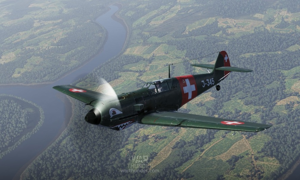 messerschmitt war thunder