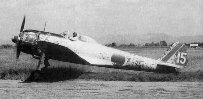 Satoshi Anabuki Nakajima_Ki-43-IIa