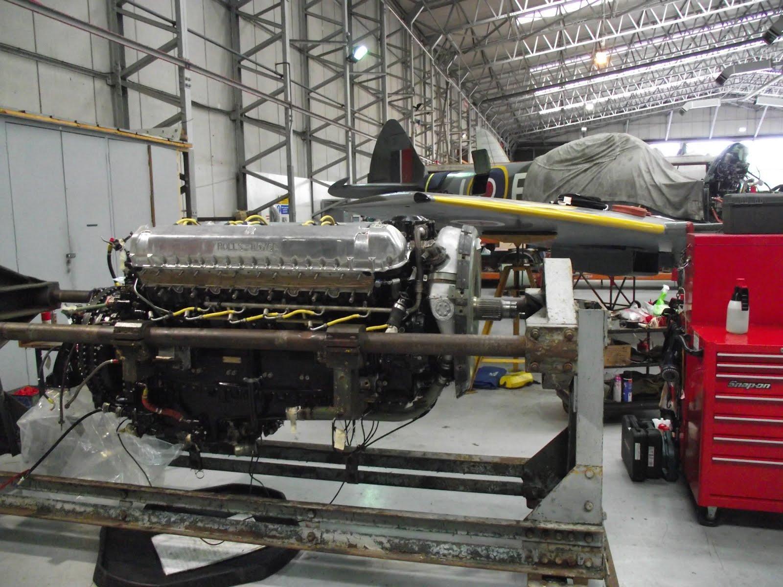 From Merlin to Griffon - Spitfire Development - News - War Thunder