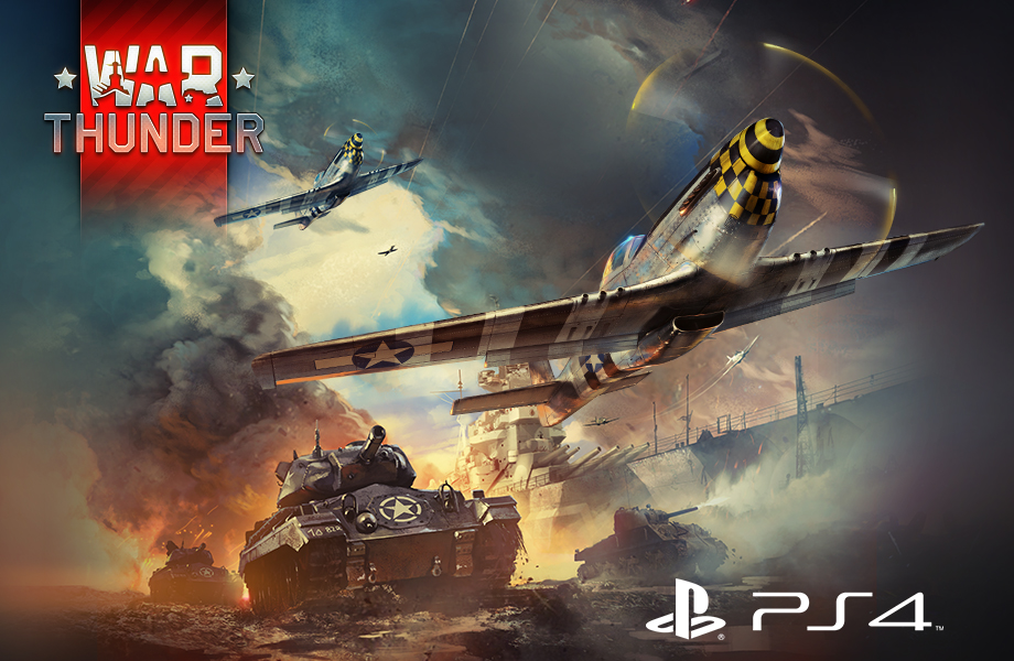 War Thunder - Next-Gen MMO Combat Game for PC, Mac, Linux and PlayStation®4 | Play for free now ...