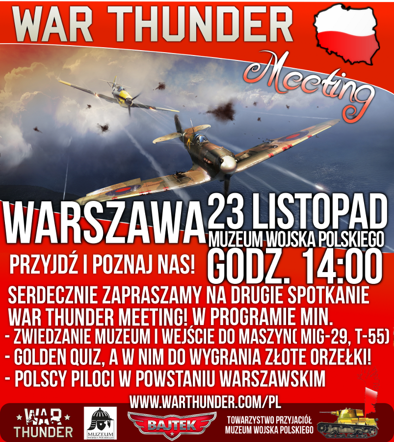 War Thunder: Meeting