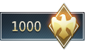 "For 1000 Eagles you can obtain a Premium account for a week, allowing you to earn two times more XP as well as more Lions for each battle, or one of the 3-6 rank premium machines, e.g. I-153 ""Chaika"" with cannon armament. All  premium airplanes allow you to earn more XP and Lions for each flyout and they come furnished with all the available improvements."
