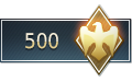 For 500 Eagles you can obtain a Premium account for five days, allowing you to earn two times more XP as well as more Lions for each battle, or one of the initial rank premium machines. All  premium airplanes allow you to earn more XP and Lions for each flyout and they come furnished with all the available improvements.
