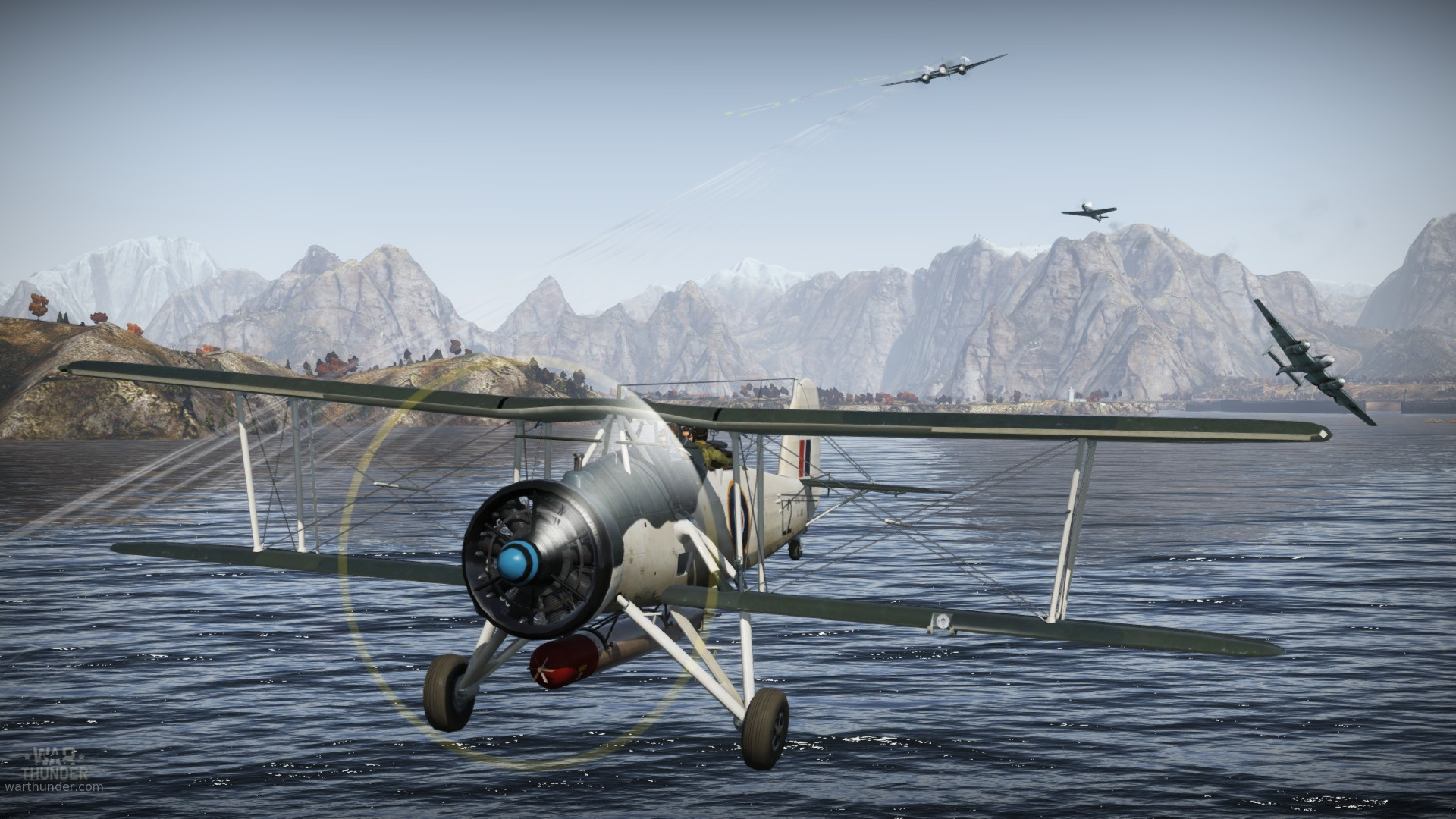 swordfish war thunder