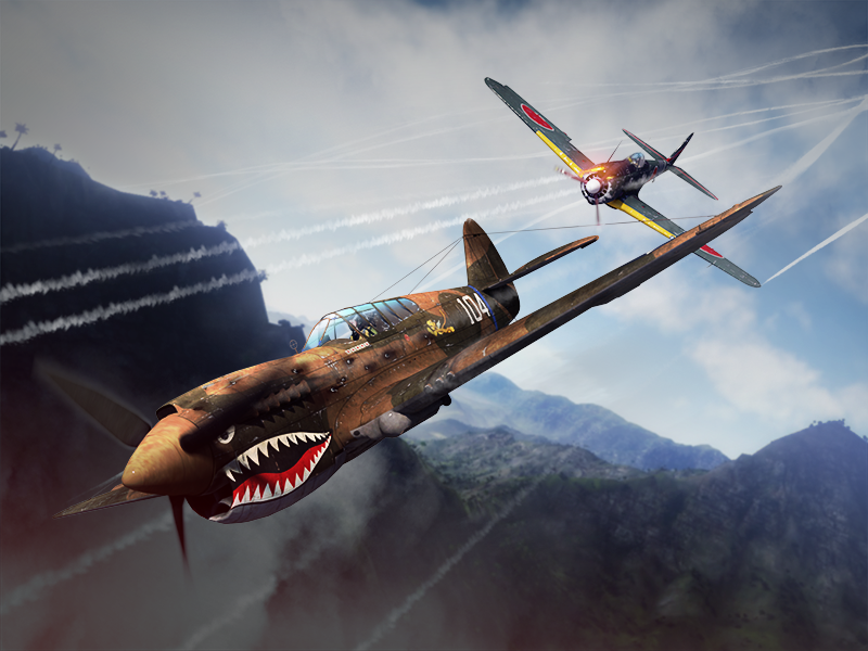 Sky Duels The Flying Tigers