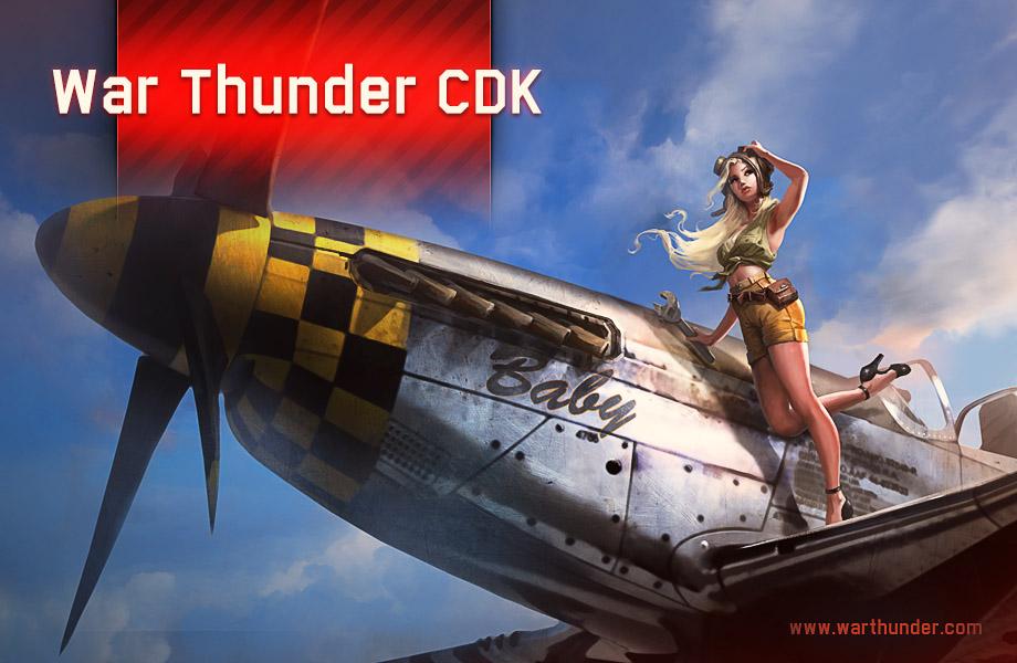 The War Thunder CDK - News - War Thunder