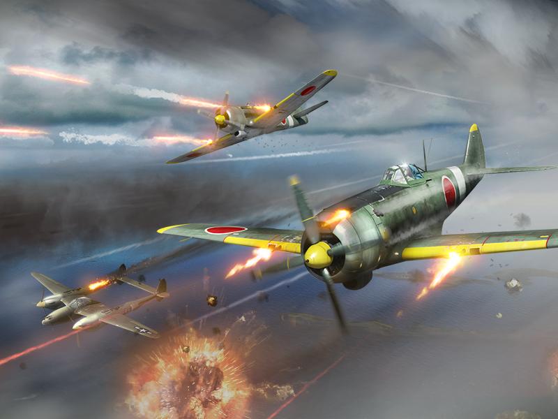 самолеты war thunder