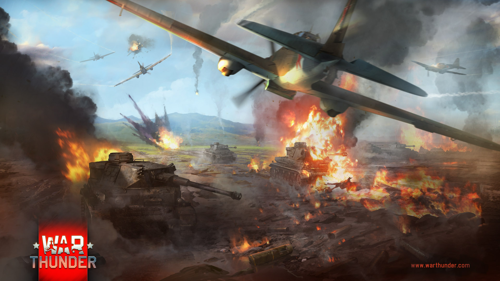 war thunder squadron battles