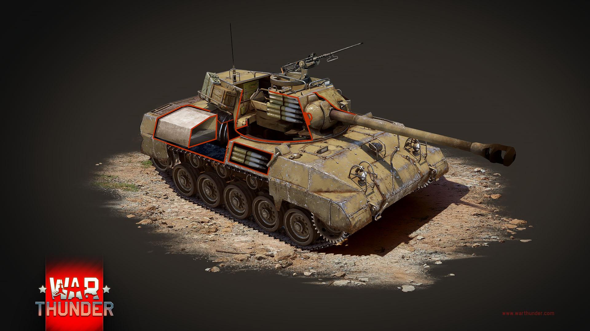 Historical U.S. Tank Destroyers - News - War Thunder