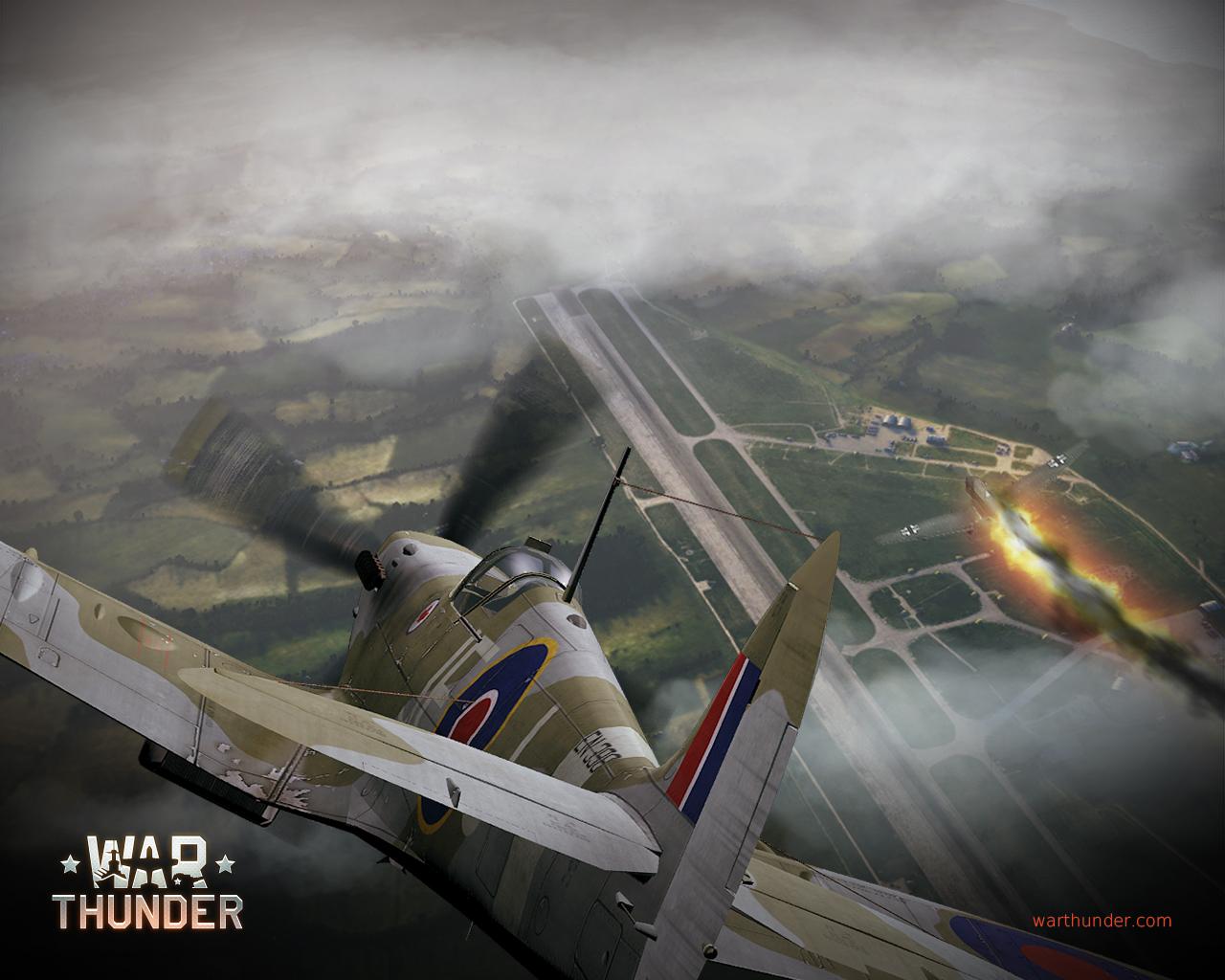 war thunder black screen