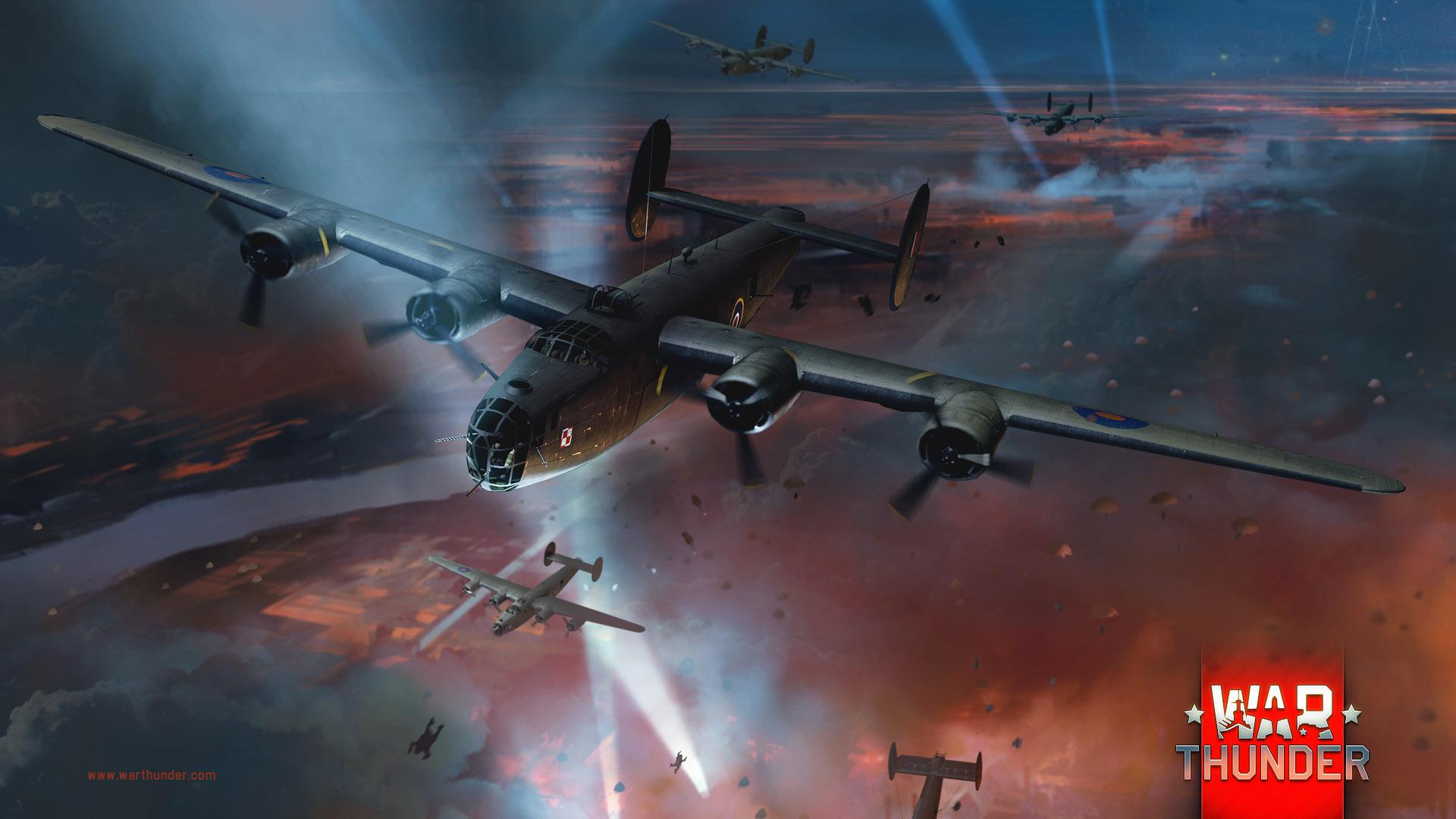 рисунок ночная бомбардировка