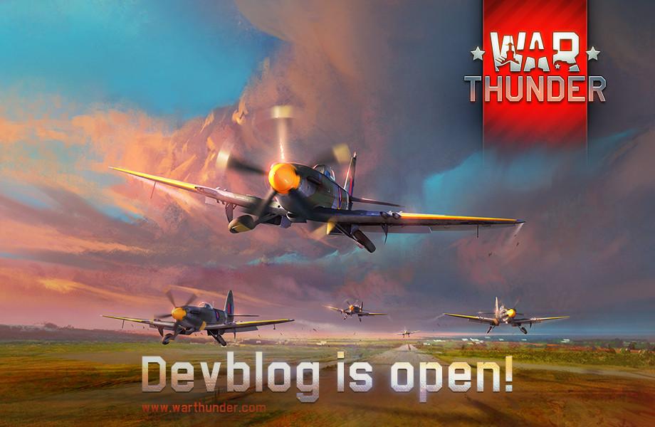 war thunder blog