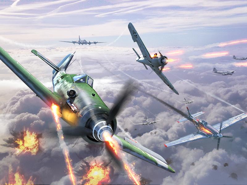 смотреть видео war thunder самолеты