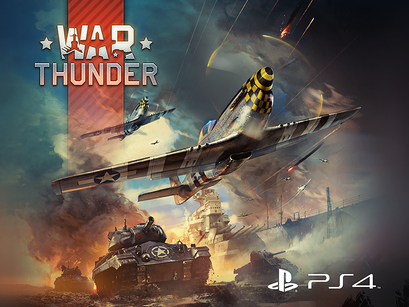 playstation war thunder