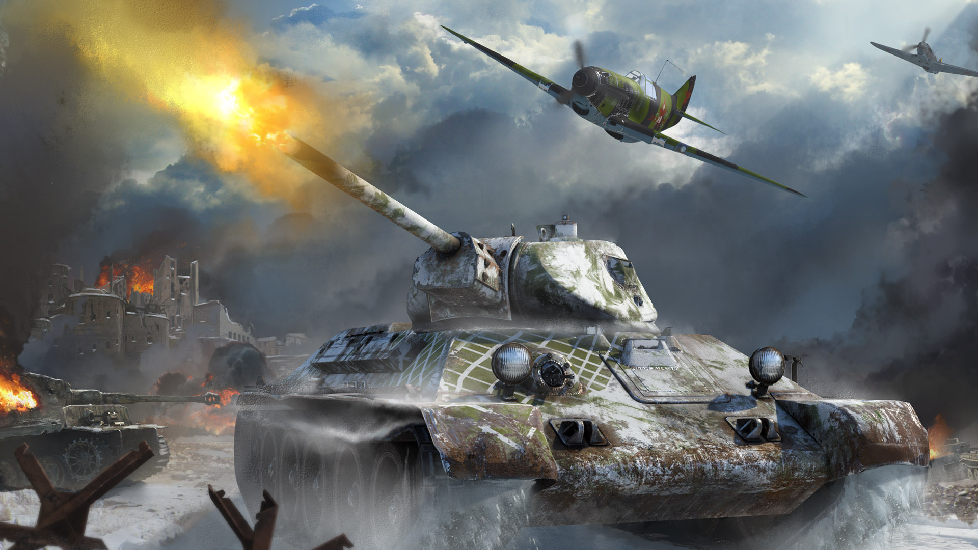 World Of Tanks под Linux