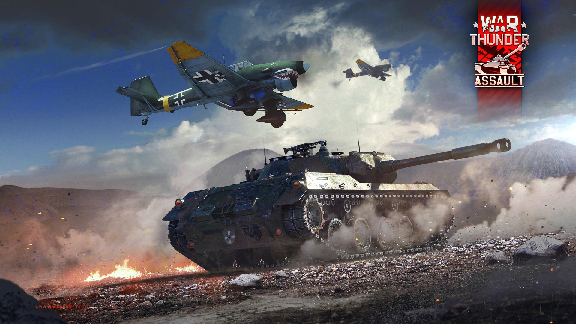 War Thunder Login