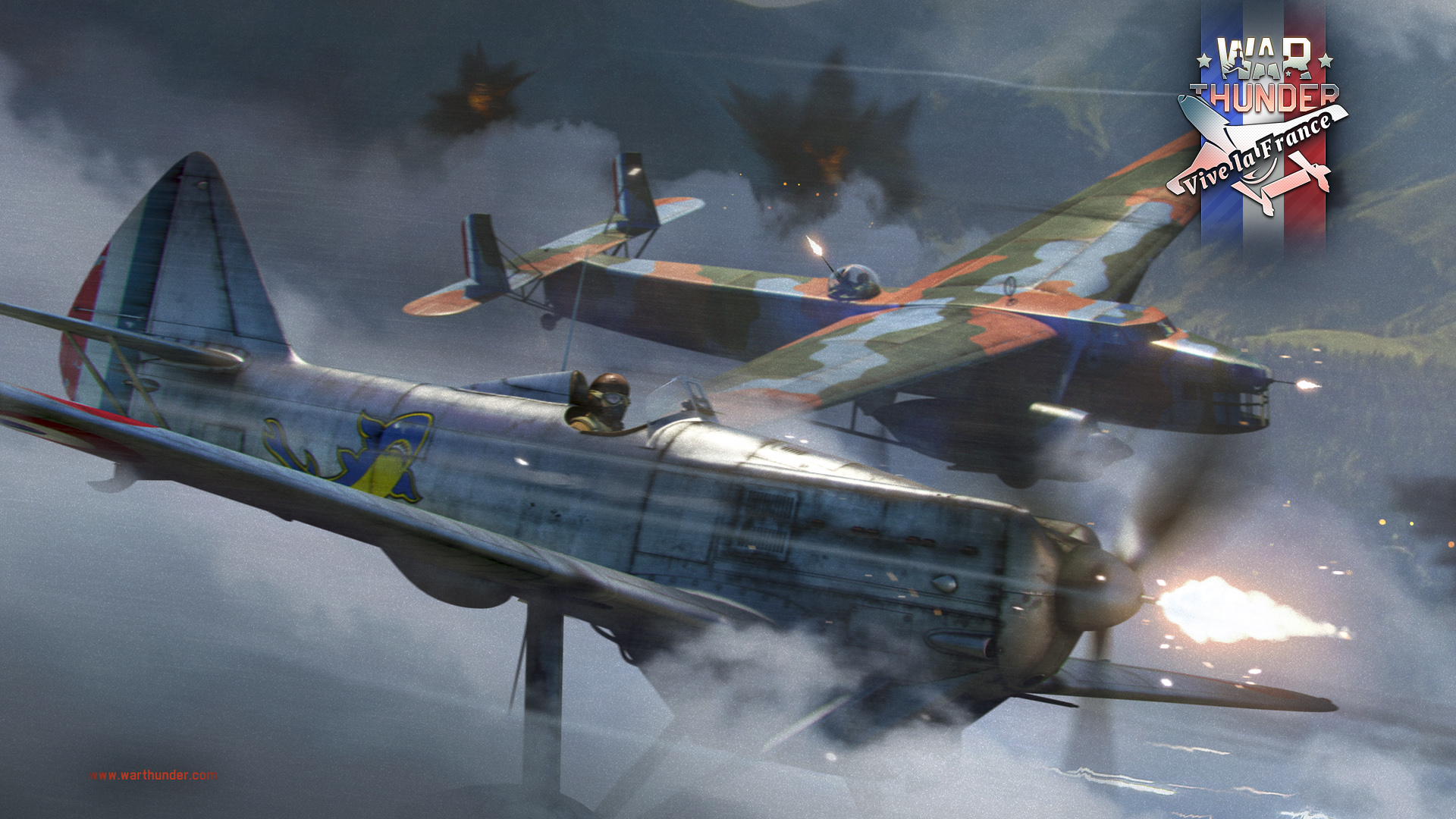 News French aircraft available for everyone (updated list) - News - War Thunder