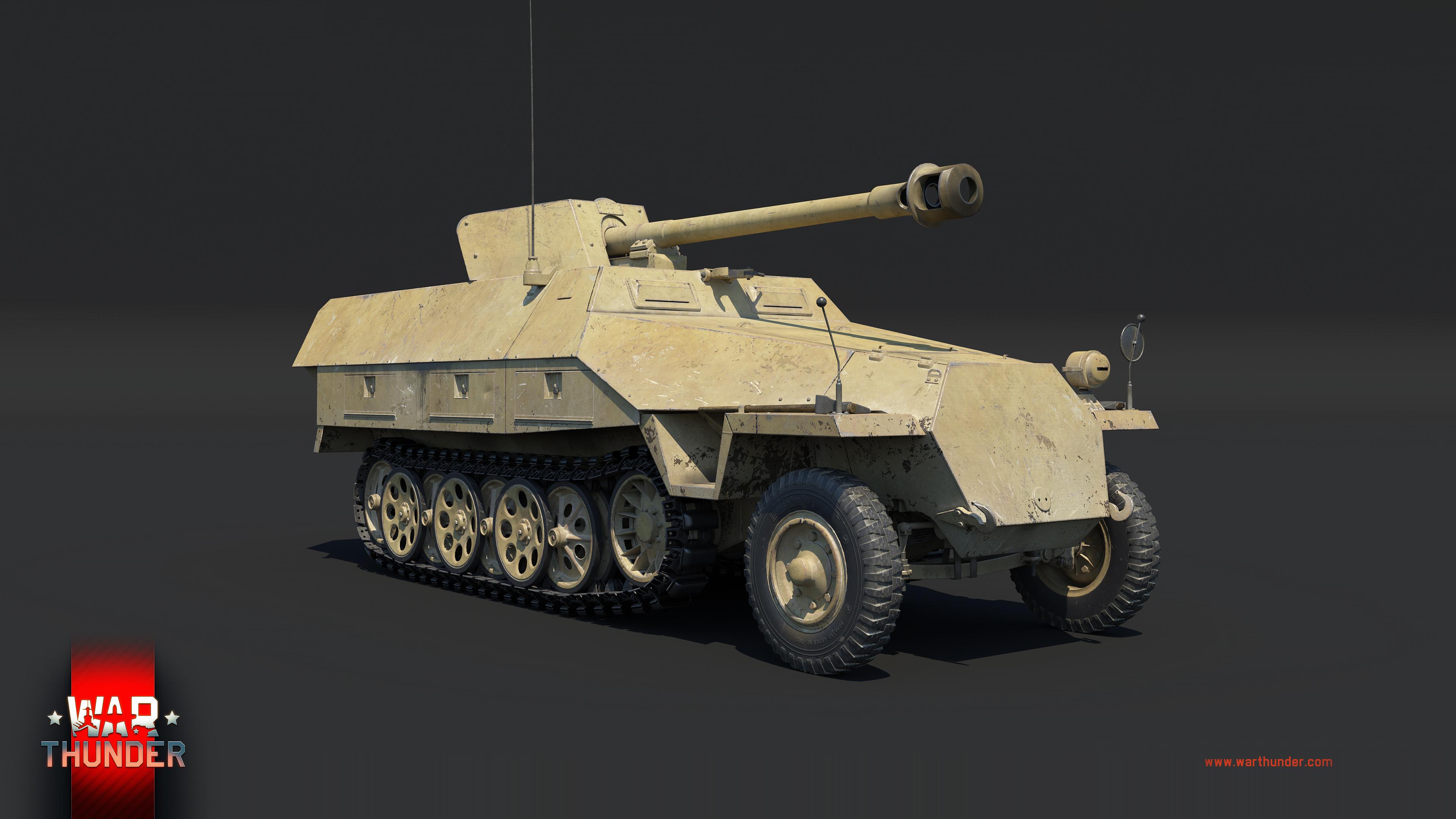Thunder tanks war german War Thunder: