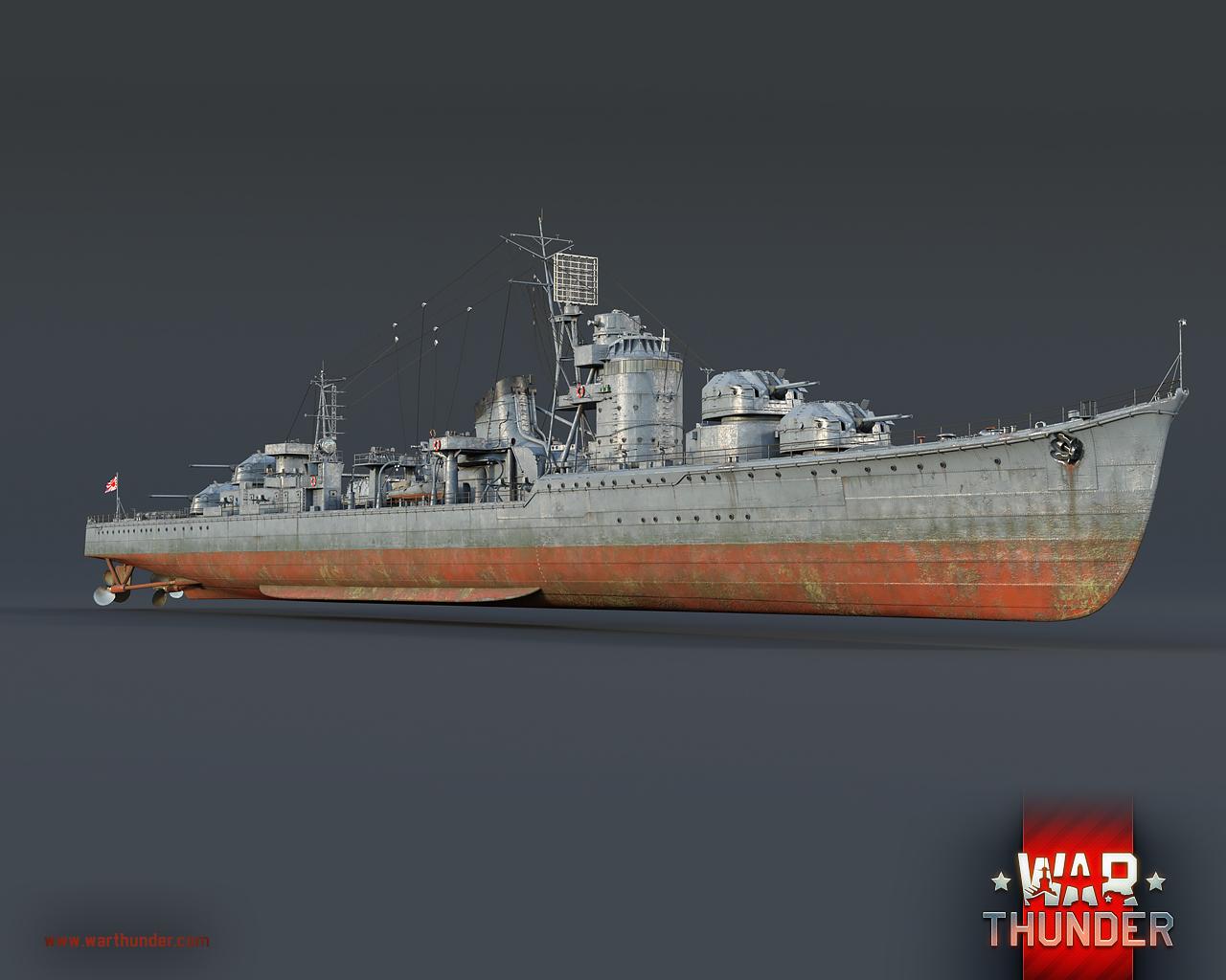 Development] Akizuki: Fire for Effect! - News - War Thunder