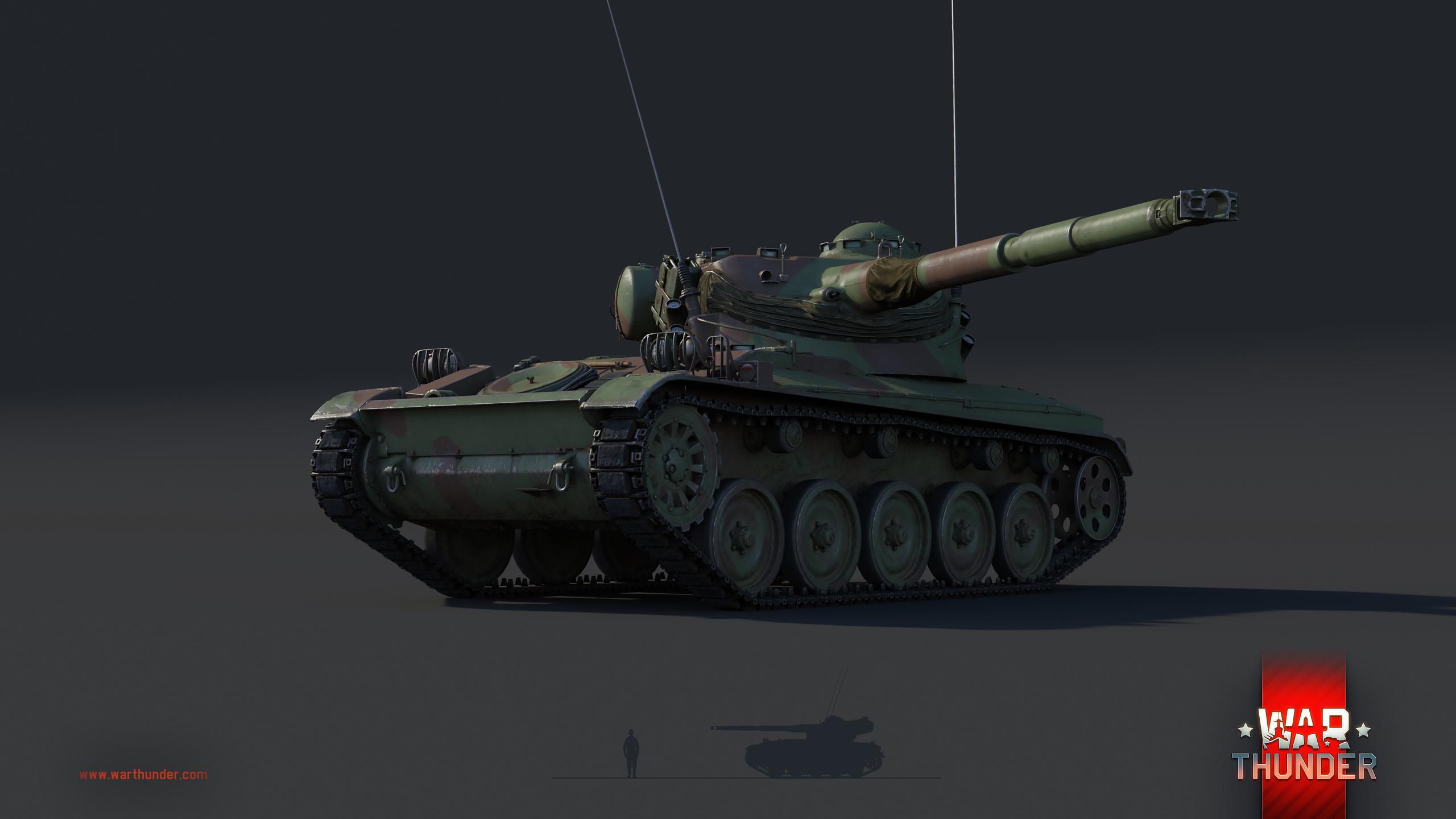 030cd5fcf6e21d Vehicle  AMX-13-90  New Toy to Play - News - War Thunder