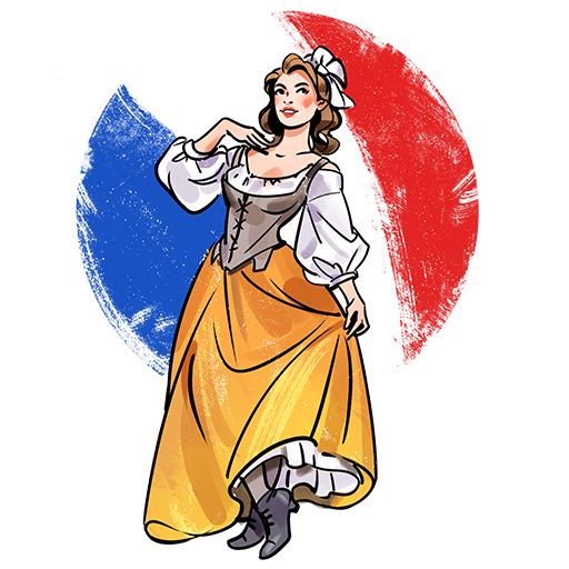 Bastille Day Decal